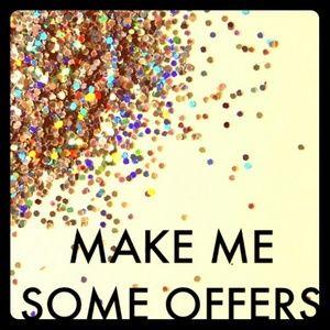 Make an offer! !